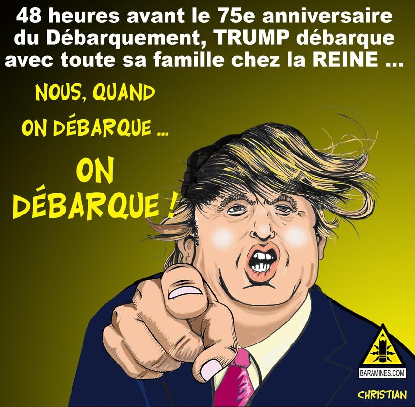 Donald Trump by chris69